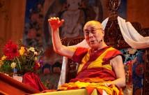 Hans Hellighed Dalai Lama i København 2015
