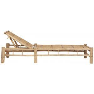 køb solseng i bambus - www.interiorflirt.dk
