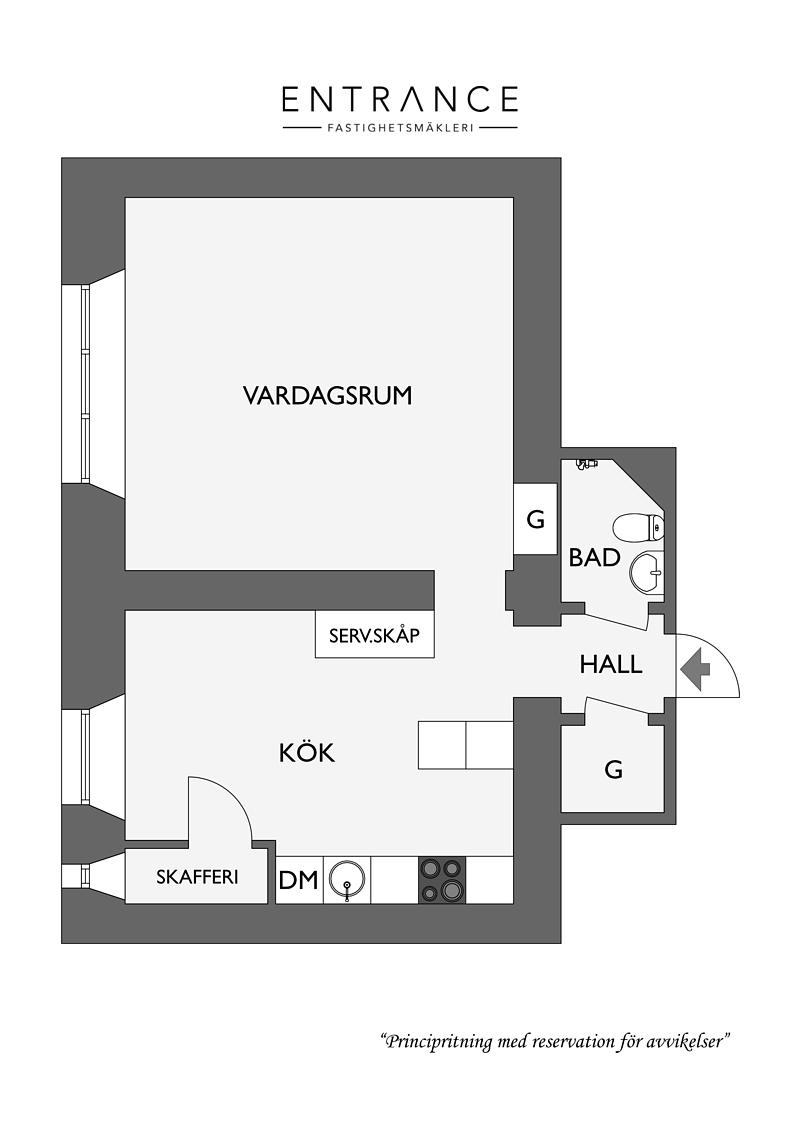 Find Inspiration til den Lille Lejlighed - interiorflirt.dk