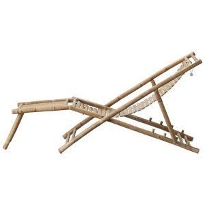 Lene Bjerre Bambus Solstol
